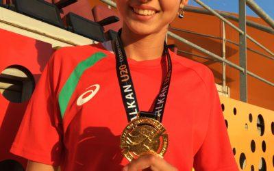 Поздравления за новия страхотен успех на Силвия Георгиева.