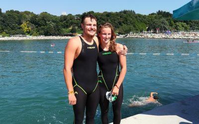 """Двама наши възпитаници триумфираха в маратона """"Галата – Варна"""" 2018"""