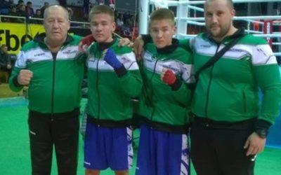 Поредното страхотно представяне за боксьорите на клуб Черно море.